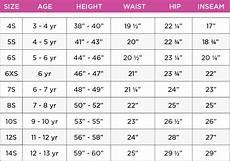 French Toast Girls Size Chart Girls Size Chart Customer Service French Toast