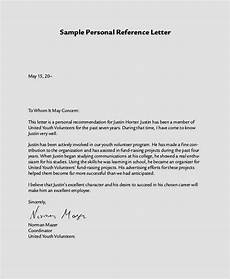 Personal Reference Job Application Free 6 Sample Personal Reference Letter Templates In Ms