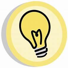 Led Light Bulb Symbol File Symbol Lightbulb Svg Wikimedia Commons