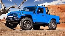 easter jeep safari 2020 six custom 2020 jeep gladiator trucks coming to easter