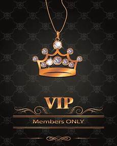 Luxury Vip Invitation Cards Free Vector In Encapsulated