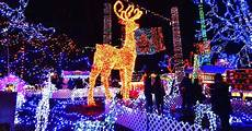 One Million Light Festival Loudoun 28 Spectacular Holiday Light Festivals You Can Visit In