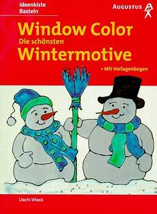 Uschi Window Color Malvorlagen Chords Window Color Die Sch 246 Nsten Wintermotive Uschi Wieck