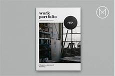Work Portfolio Work Portfolio Brochure Templates Creative Market