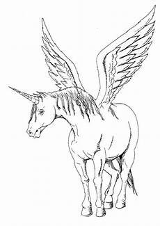 ausmalbilder malvorlagen ausmalen pferde 25 einhorn