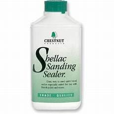 Briwax 500ml Shellac Sanding Sealer by Chestnut Shellac Sanding Sealer 500ml Available