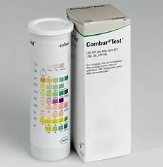 Combur 10 Test Chart Combur 10 Test 100 Piece Nip Pzn 4659339 Urintest