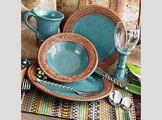 48 Southwestern Style Dinnerware Sets, Delectably Yourscom