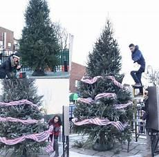 Ridgewood Christmas Tree Lighting 2018 82nd Street Bid To Host Tree Lighting At Dunningham