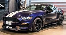 2019 Ford Shelby Gt500 by 2019 Ford Mustang Shelby Gt350 Debuts Aero Tweaks From The