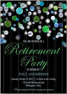 Template For Retirement Party Invitation Free 17 Retirement Party Invitation Templates In Ai Ms