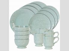 Fitz and Floyd English Garden 16 Piece Dinnerware Set