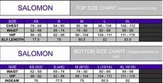 Salomon Boot Size Chart Salomon Ski Boot Size Amulette