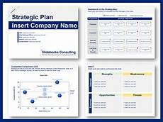 Simple Strategic Plan Template Download A Simple Strategic Plan Template By Ex Mckinsey
