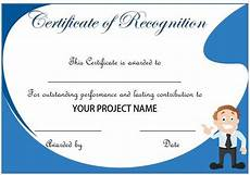 Appreciation Certificates For Employees Appreciation Certificate To Employee For Good Performance