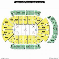 Veterans Memorial Seating Chart Jacksonville Veterans Memorial Arena Seating Chart
