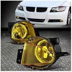 2001 Bmw 325i Fog Lights For 2006 Bmw 325i 330i 07 08 328i Amber Lens Bumper Fog