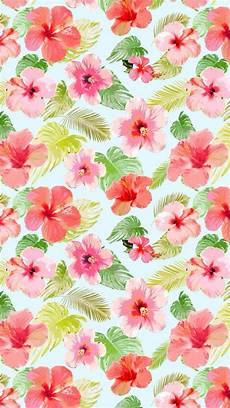tropical floral iphone wallpaper pin by kaylin on iphone in 2019 flower wallpaper summer