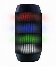 Portable Light Up Bluetooth Speaker Led Portable Bluetooth Speaker Color Changing Light Up