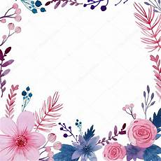 Floral Backgrounds Watercolor Floral Background Stock Vector 169 Dinal 62047919