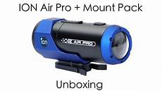 Ion Air Pro Light Ion Air Pro Lite Mount Kit Unboxing Youtube