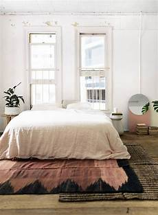 Bedroom In 50 Ideas For Placing A Bed In Front Of A Window
