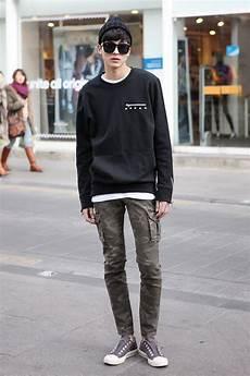 korean friends neck t shirt crew neck sweatshirt