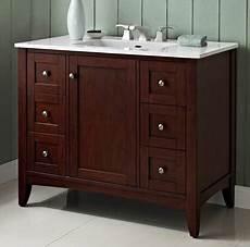 42 quot fairmont designs shaker americana vanity bathroom