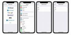 Iphone Email Change The Default Email Account On Iphone 9to5mac