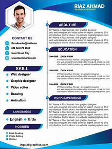 Free Cv Cv Template Design Photo And Cdr Files Free Download