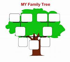 Free Family Tree Template Word Doc 7 Free Family Tree Template Pdf Excel Word Amp Doc