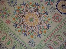 Nakshi Kantha Design Nakshi Kantha Folk Art Kantha Kantha Embroidery