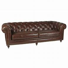 Light Brown Leather Sofa Png Image by Sutton Sofa Tufted Brown Leather Rentals Bright Rentals
