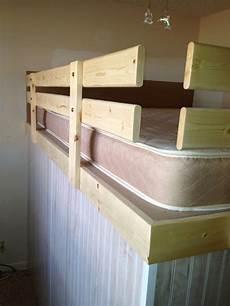 safety rails for loft bed grodconstruction diy