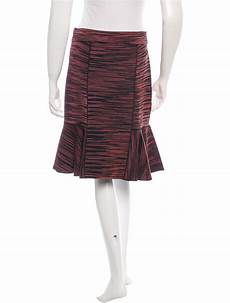 m missoni ruffle accent knit skirt clothing wm433266