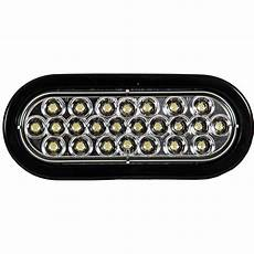6 Oval Led Lights Buyers Sl65co 6 1 2 Quot 24 Led Clear Oval Strobe Warning