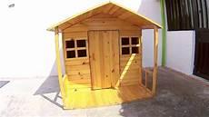 de madera casita de madera para ni 241 os por maderarte dise 241 os