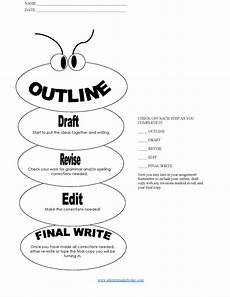 Process Essay Outline 14 Best Images Of College Essay Outline Worksheet Essay