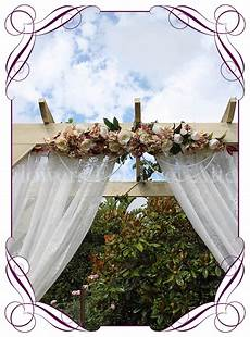 vintage wedding decorations online australia vintage pastel wedding arbor arch table decoration