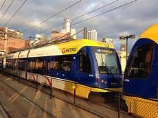 Light Rail Line Minneapolis File Blue Line Light Rail Before Minneapolis Morning