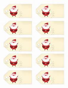 Santa Tag Santa S Little Gift To You Free Printable Gift Tags And