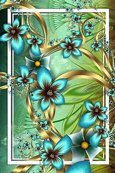 teal flower iphone wallpaper teal flowers iphone wallpaper tableau tapisserie encre