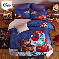 Disney Cars Bedroom Set Disney Mcqueen Car Bedding Set Size Comforter Duvet