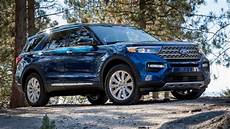 ford unveils the new 2020 explorer ford unveils all new 2020 explorer suv in detroit