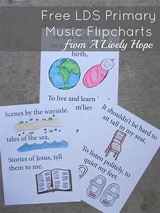 Music Flip Chart A Lively Hope More Color Your Own Flipcharts