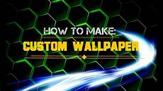 Youtube Channel Art Backgrounds How To Make A Custom Wallpaper For Youtube Channel Art