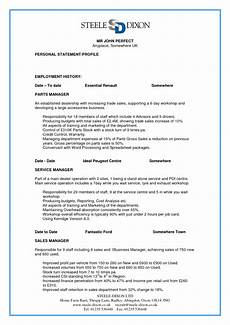 How To Do The Perfect Resume Perfect Tips Write Nanny Resume Sample