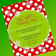 Printable Christmas Party Invitations Free Templates Free Christmas Party Invitation Template Invitations