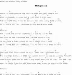 The Light Of Christ Chords The Lighthouse Christian Gospel Song Lyrics And Chords