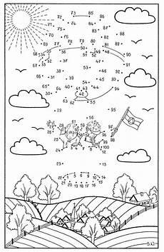 Ausmalbilder Zahlen Verbinden Bis 10 Ausmalbild Malen Nach Zahlen Malen Nach Zahlen Kinder Im